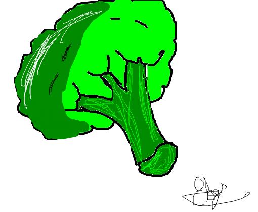 brócolis desenho de jhowdas9vinhas gartic