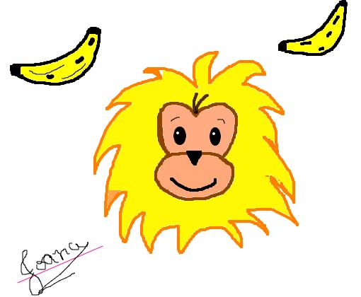 Mico Leao Dourado Desenho De Jo9201 Gartic