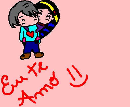 Feliz Dia Dos Namorados Adiantado Desenho De Juhan Gartic