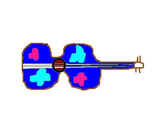 Violao Desenho De Juju333 Gartic