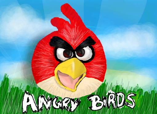 Angry birds desenho de jujudirectioners2 gartic for Angry bird mural