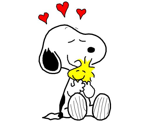 Snoopy Woodstock Desenho De Karcietals Gartic