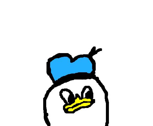 Pato Maloqueiro Desenho De Kariboh Gartic