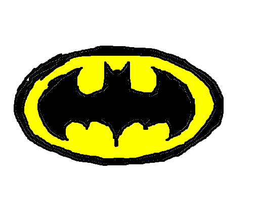 Simbolo Do Batman Desenho De Kauanebaloza Gartic