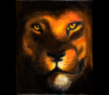Lion Of Judah - Desenh...