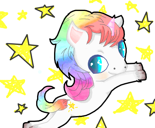 Unicornio Desenho Animado Pictures To Pin On Pinterest