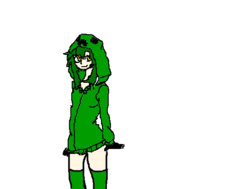 Creeper anime