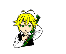 Meliodas-Capitao pecado do dragão
