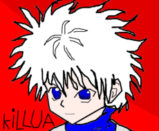 Killua Por : Killua_Noob