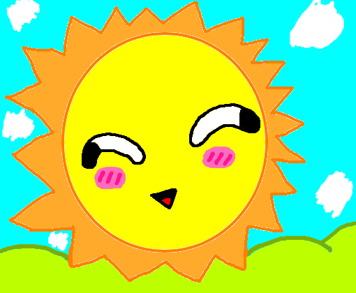 Sol do Teletubbies qwp