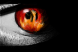 the fire eye