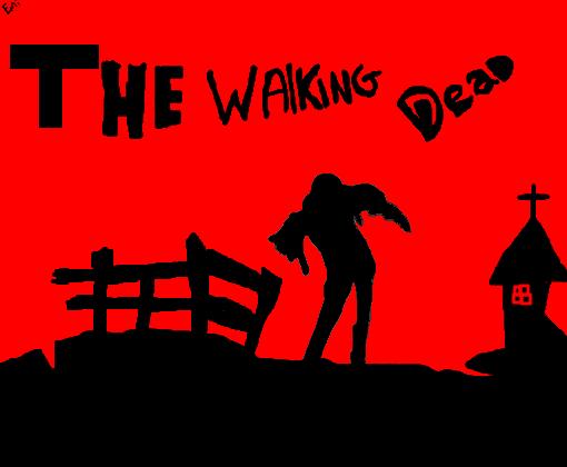The walking dead desenho de ladydovahkiin gartic - Livre de poche walking dead ...