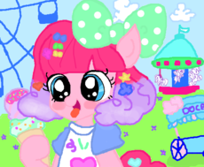 pinkie pie kawaii! =3