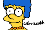 Marge Simpson :P