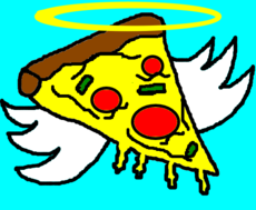deus pizza