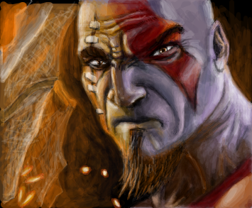 Kratos - God of War III