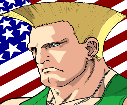 Guile Remake P/Znation