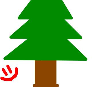 Arvore De Natal Desenho De Leonard R Gartic