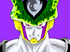 Cell Perfect Form (Dragon Ball Z)