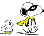 Snoopy p/ Mands