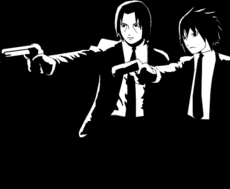Uchiha Pulp Fiction