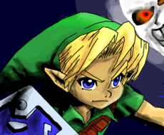 Young Link (Majora's Mask)