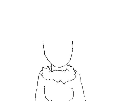 Modelo De Menino Corpo Desenho De Lobinhafofz1234 Gartic