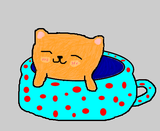 Gatinho Fofo Desenho De Lore Kawaii Gartic