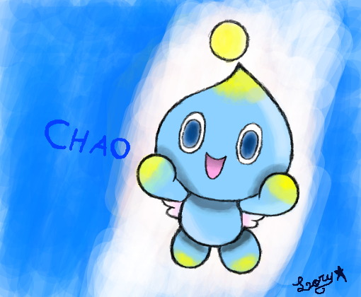 Cheese the Chao