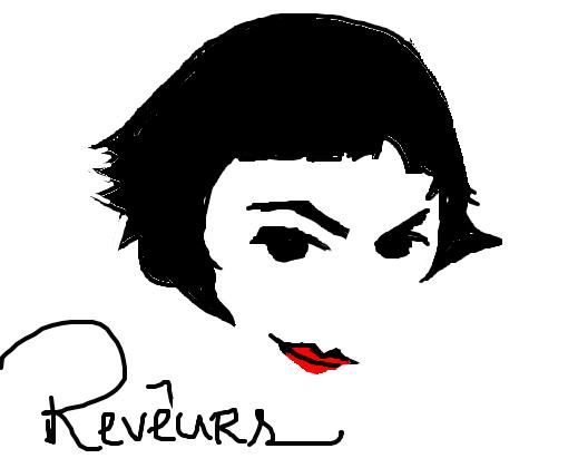 Amelie Poulain Desenho De Loyannepaixao Gartic