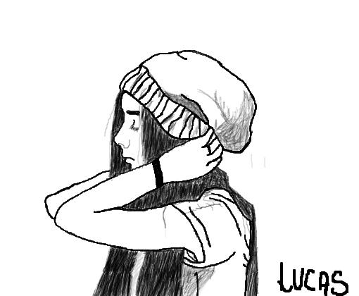 Tumblr Girl 2 Desenho De Lucaays Gartic