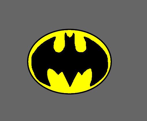 Simbolo Do Batman Desenho De Lucampo Gartic