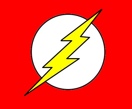 Simbolo Do Flash Desenho De Lucampo Gartic