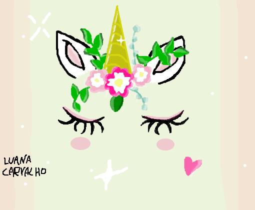 unicórnio tumblr kawaii 3 desenho de lucarvalho205 gartic