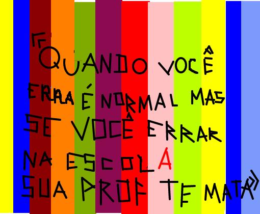 Frases Da Vida Desenho De Lucas753 Gartic