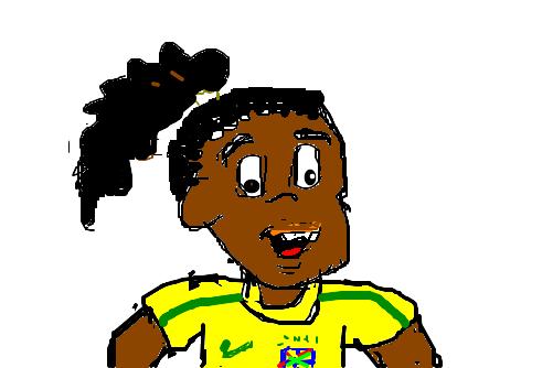 Ronaldinho Gaucho Desenho De Lucassegato10 Gartic