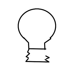 Light Bulb Cartoon Png Download 1000 1000 Free Transparent