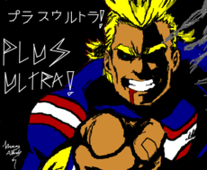 All Might Plus Ultra!
