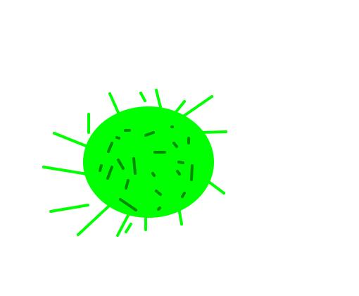 Corona Virus A Olho Nu Desenho De Luxzoeira Gartic
