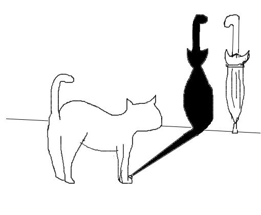 6152cea3fb854 sombra do gato - Desenho de m amane - Gartic