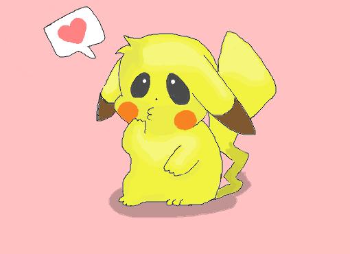 Pikachu para Roberta ^...
