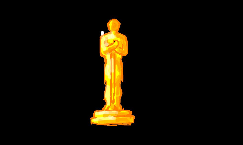 Estatueta do oscar - Desenho de mafagafizar - Gartic Jennifer Lawrence