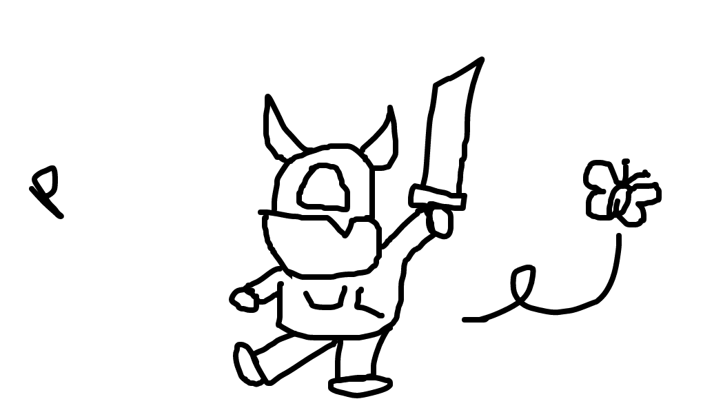 Mini pekka - Desenho de manorayoutube - Gartic