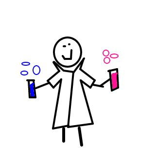 cientista desenho de marcim20 gartic