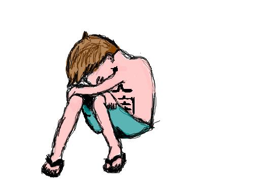 Imagens De Tristeza Em Desenho