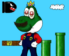 Super Mario P/ _sazon_