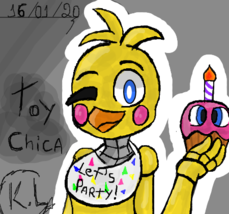 Toy chica