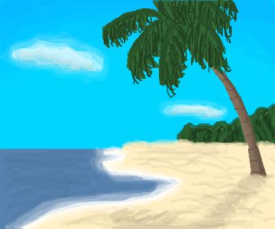 En la playa 07 - 4 3