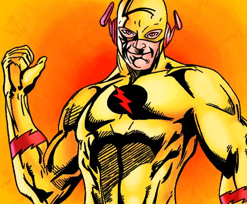 Resultado de imagem para flash reverso dc comics