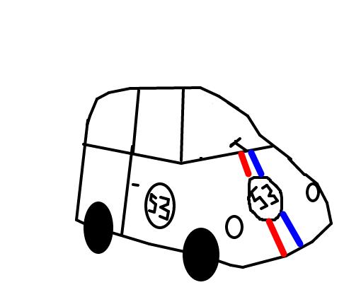 Desenho De Fusca: Desenho De Matheus1105